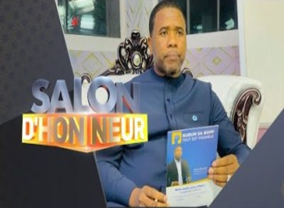 Salon D'honneur – Invité Bougane Gueye Dany